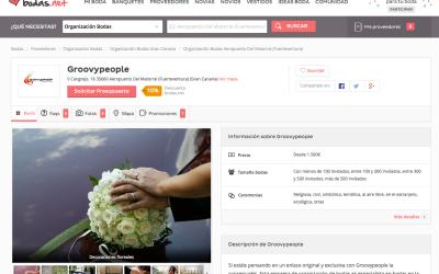 groovypeople su bodas.net